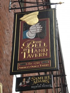 The Bell in Hand Tavern - Boston