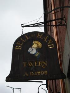 Bell in Hand - Boston